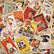 EBASE 32pcs Vintage Retro Old Europe Posters Travel Postcards Post Card for Worth Collecting