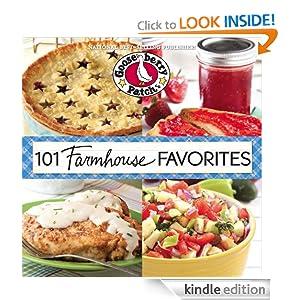 101 Farmhouse Favorites (101 Cookbook Collection)