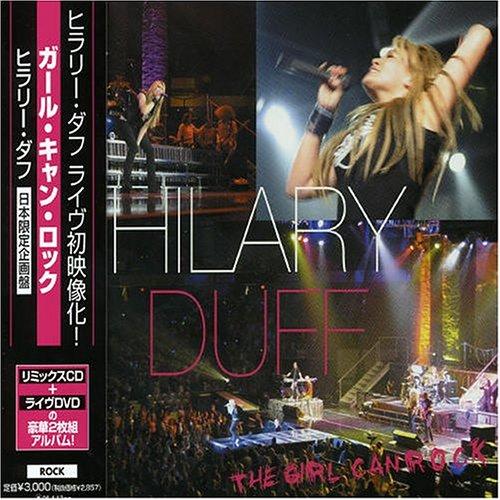 Hilary Duff - The Girl Can Rock - Zortam Music