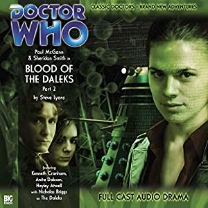 Doctor Who - Blood of the Daleks Part 2 Audiobook