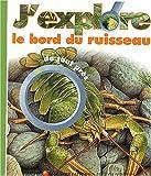 """Afficher """"J'explore le bord du ruisseau"""""""