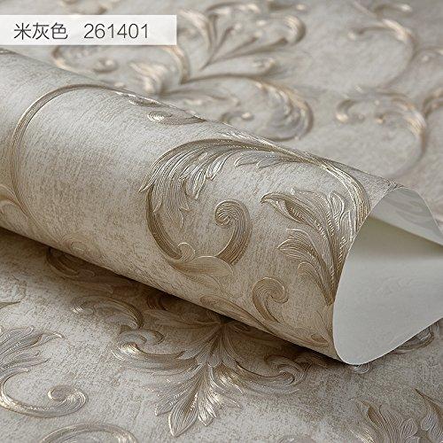 xiagaoyuanyuan-panno-non-tessuto-retro-continentale-profonda-fine-carta-da-parati-goffrata-m-grigio