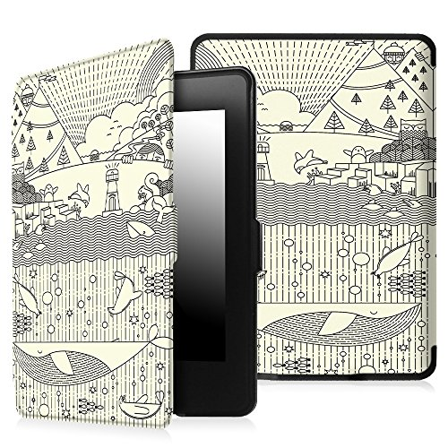 fintie-smartshell-case-for-kindle-paperwhite-the-thinnest-and-lightest-leather-cover-auto-sleep-wake