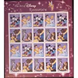 ART of Disney Romance Love Mint Us Stamps 4025-28