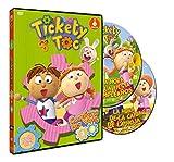 Tickety Toc - Volúmenes 3+4 [DVD] España