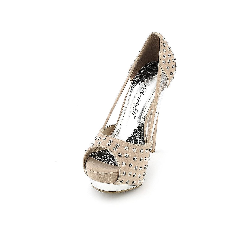 Society 86 Womens Baha-01 Dress High Heel society 86 womens oscar 19 dress high heel