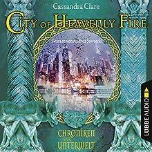 City of Heavenly Fire (Chroniken der Unterwelt 6) (       gekürzt) von Cassandra Clare Gesprochen von: Andrea Sawatzki