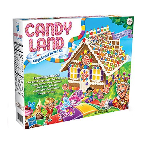 hasbro-candy-land-gingerbread-house-kit