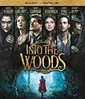 Into the Woods 1-Disc Blu-ray + Digital HD by Walt Disney Studios