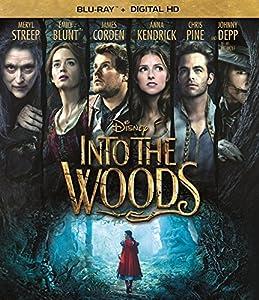 Into the Woods 1-Disc Blu-ray + Digital HD by Walt Disney Studios