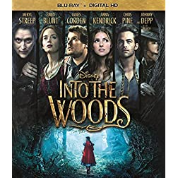 Into the Woods [Blu-ray + Digital HD]