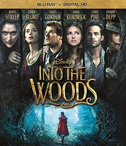 Into the Woods 1-Disc Blu-ray + Digital HD