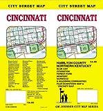 Cincinnati OH Street Map