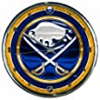 NHL Buffalo Sabres Chrome Clock