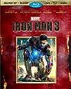 Iron Man 3 Three-Disc Blu-ray 3D  Blu-ray  DVD  Digital Copy