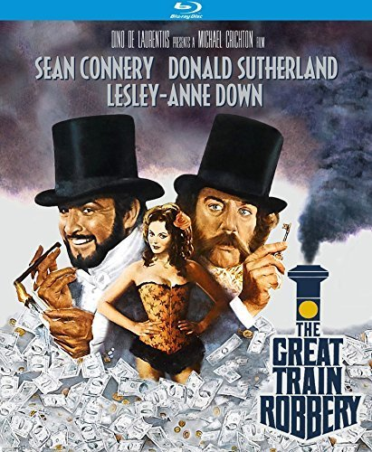 The Great Train Robbery [Blu-ray] by Kino Lorber films
