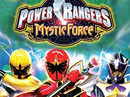Power Rangers Mystic Force - Season 1