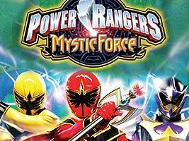 Power Rangers Mystic Force - Season 1
