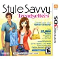 Nintendo Style Savvy Trendsetters 3ds 10/22/2012