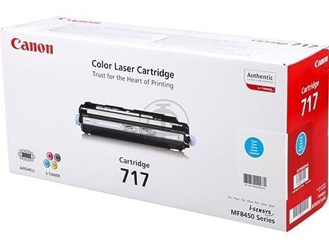 Canon I-Sensys MF 8450 (717C / 2577 B 002) - original - Toner cyan - 4.000 Pages