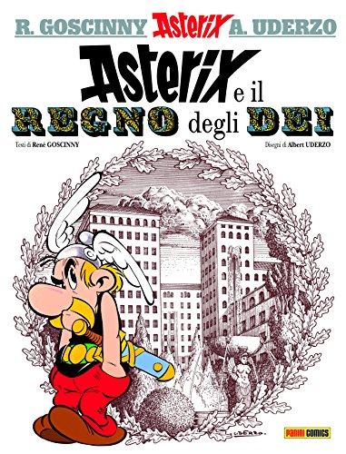 Asterix e il regno degli dei: 17