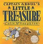 Captain Abdul's Little Treasure with CD