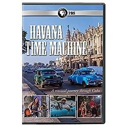 Great Performances: Havana Time Machine DVD