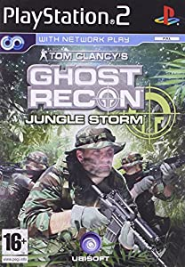 Tom Clancy's Ghost Recon Jungle Storm (PS2)