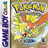 Video Games - Pokemon Gold