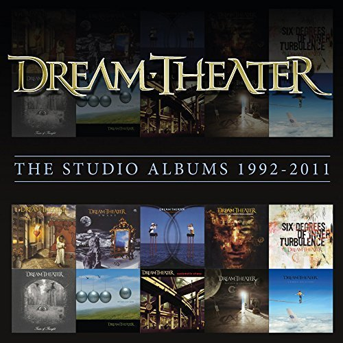 The Studio Albums 1992-2011 by Dream Theater (2014-05-04)