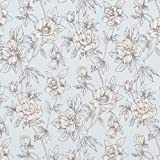 Graham & Brown Eco Wallpaper - Spring - Duck Egg 18399