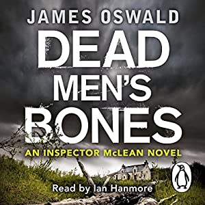 Dead Men's Bones Audiobook