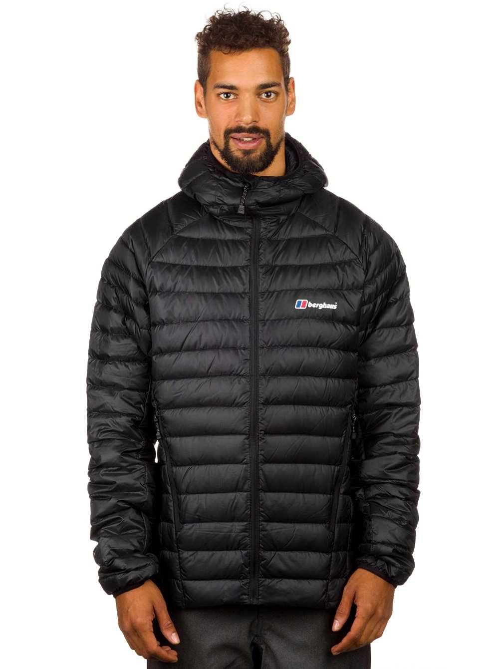 Herren Snowboard Jacke Berghaus Furnace Hoodie Down Jacket