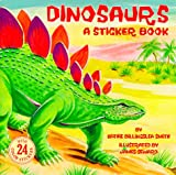 img - for Dinosaurs (24 Collector Stickers) book / textbook / text book