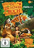 DVD Cover 'Das Dschungelbuch Staffel 2.1 (Folge 53-70) + Bonus: Dschungelbuch-Safari (Folge 1-8) [2 DVDs]