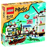 Lego - 6242 - Jeu de construction - Pirates - Le fort des soldats