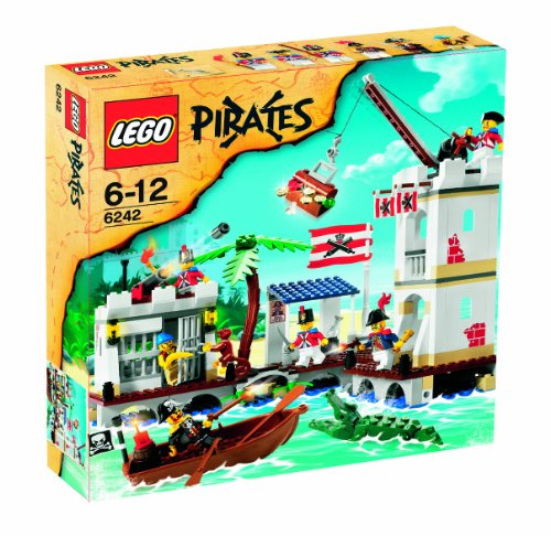 LEGO Piraten 6242 - Soldaten-Fort