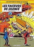echange, troc  - Spirou et Fantasio, tome 32 : Les Faiseurs de silence