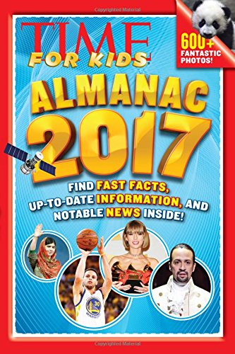 TIME For Kids Almanac 2017 (Time for Kids Almanac (Paperback)) (Time Kids compare prices)