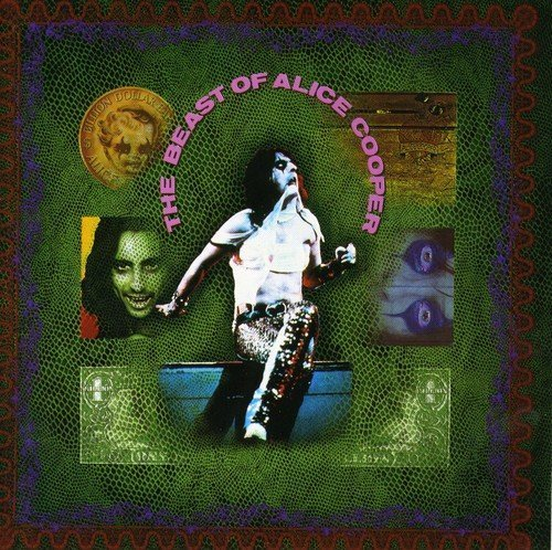 The Beast Of Alice Cooper (Best Of) by ALICE COOPER (2006-05-03)