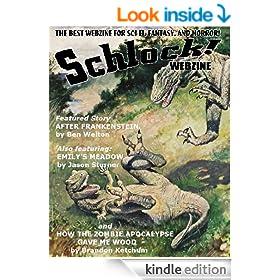 Schlock! Webzine Vol 4 Issue 17