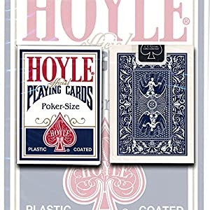 United States Playing Cards Hoyle Poker Size