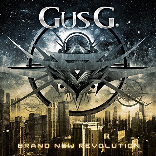 Brand New Revolution by Gus G.