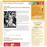 Heart of Innovation ~ Mitch Ditkoff