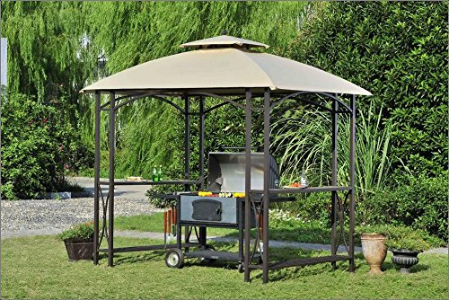 Replacement Canopy Set For Sams Club Sheridan Grill Gazebo