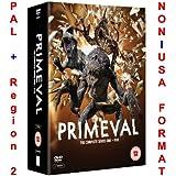 Primeval Complete Series 1-5 Collection [NON-U.S.A. FORMAT: PAL + Region 2 + U.K. Import] (Original Uncut British Version)
