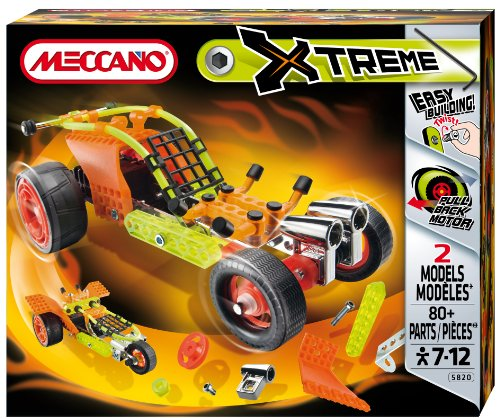 Imagen principal de Meccano X-treme Dragster