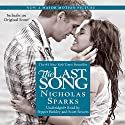 The Last Song Audiobook by Nicholas Sparks Narrated by Pepper Binkley