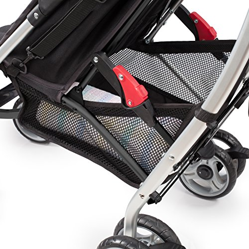 Summer Infant 2015 3D Lite Convenience Stroller, Caribbean Blue