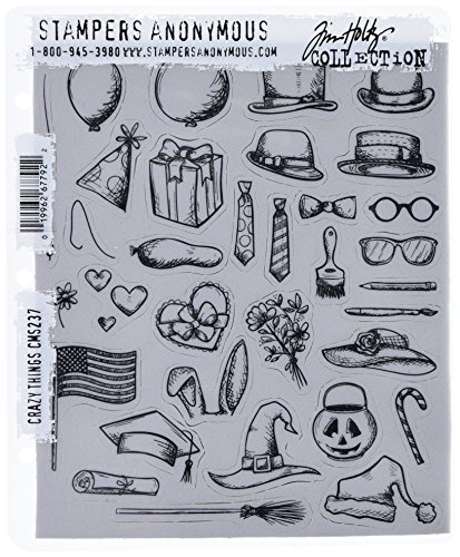 tim-holtz-cling-rubber-stamp-set-7x85-crazy-things